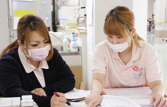 医療機関との協力